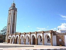 Moskee in Agadir