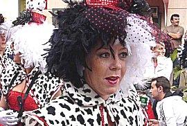 Carnaval optocht Gran tarajal