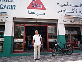Cica, de winkel die alles heeft voor als je aan het klussen gaat in Agadir