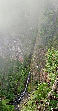 Park Garajonay, waterval nabij El Cedro