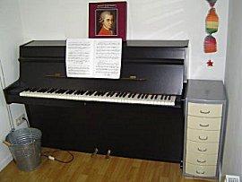Welke muziekliefhebber heeft een tehuis voor onze Ibach piano ?