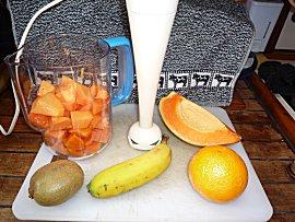 smoothie ingredienten
