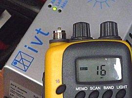 Opzoek naar storingsbron met mini antenne