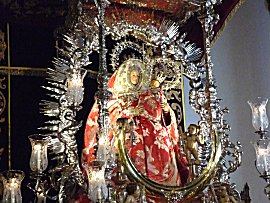 Virgen de Pino