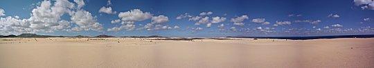 Zandduinen van El Jable