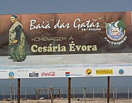 Muziek festival Baia das Gatas