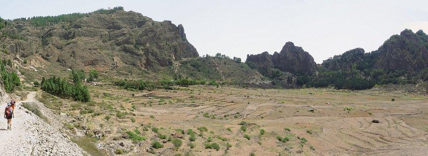 Cova crater