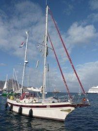 De Cula vertrekt naar Barbados