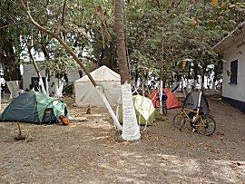 CVD tenten voor fietsers, motorrijders, etc..