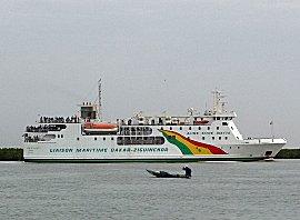 Veerdienst Dakar-Ziguinchor