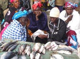 Senegalese vrouwen