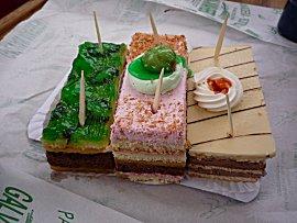 Canarische gebakjes